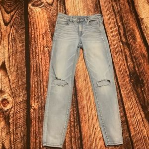 American Eagle Next Level Stretch Painted Pocket